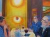 Im Restaurant (Familienfeier)