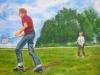 Spiel im Park