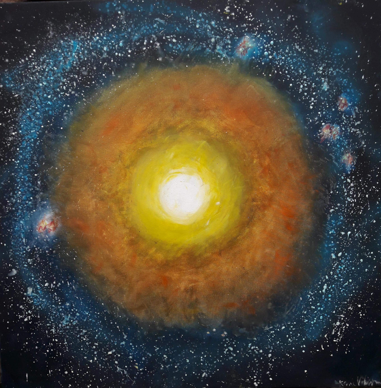 Galaxie-Hoags-Objekt