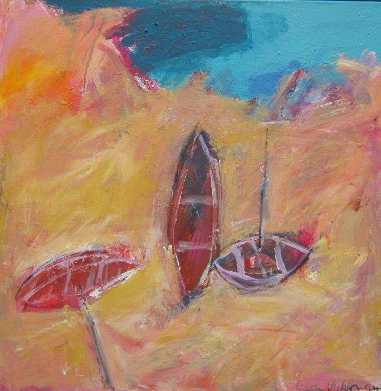 Phantasie über Boote